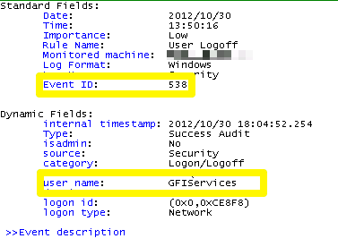 How to map multiple fields to one column in GFI EventsManager